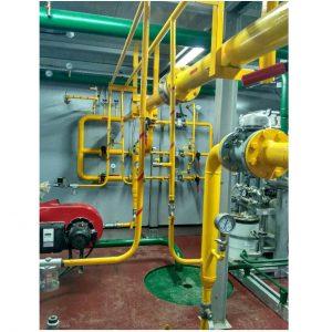 Техническое перевооружение сети газопотребления и установка газовой котельной ЗАО Балашейские пески 2017г.
